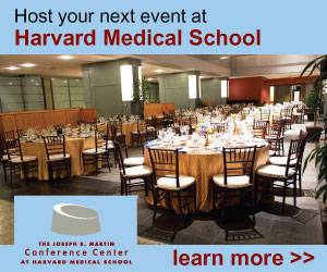 Host your next event at Harvard Medical School